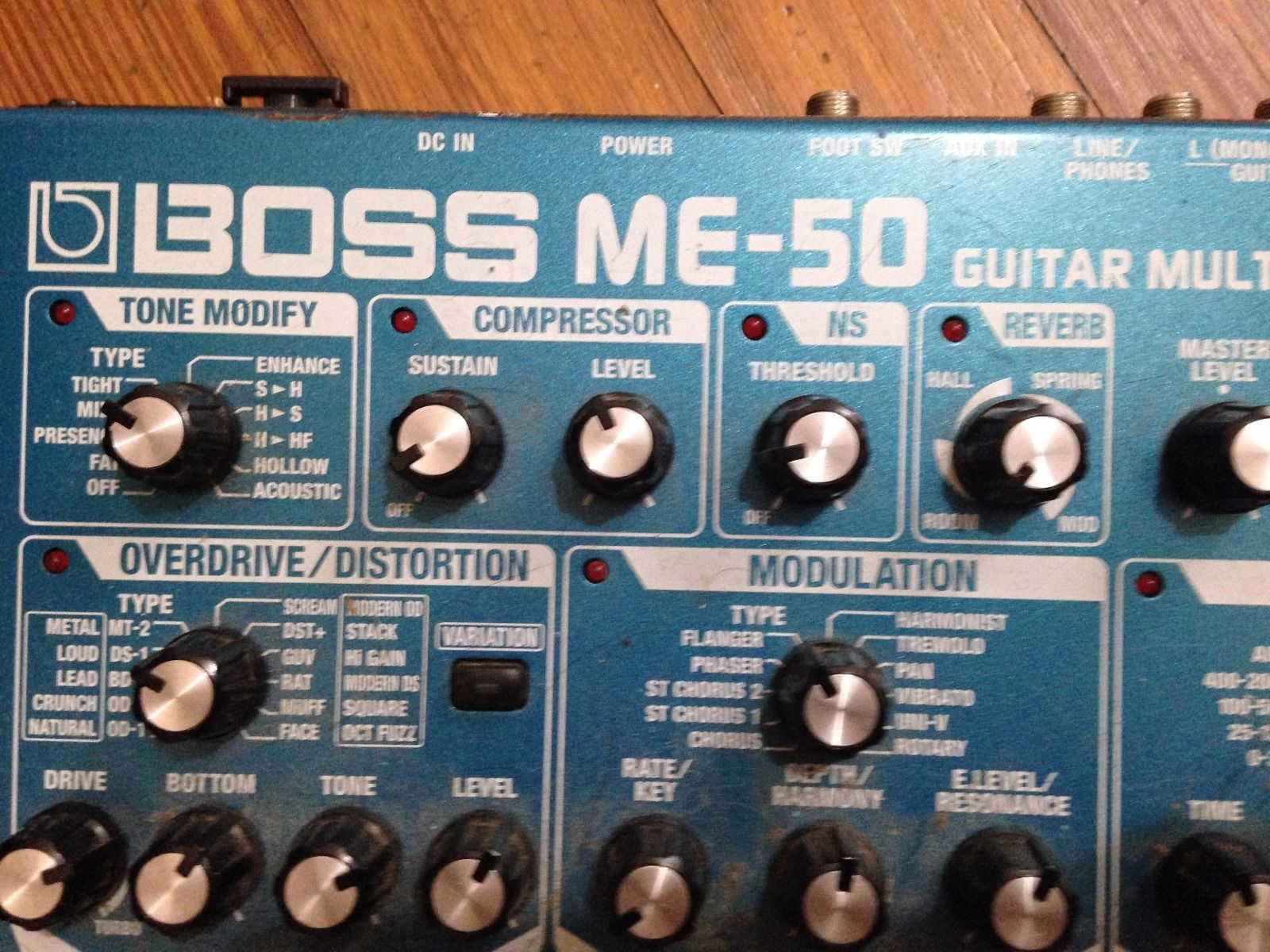 boss me 50 multi effects guitar effect pedal guitar of china. Black Bedroom Furniture Sets. Home Design Ideas