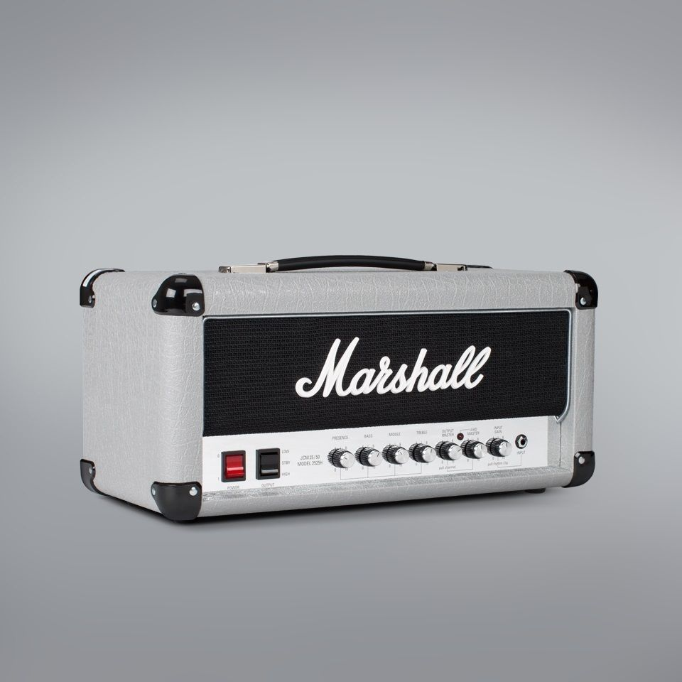 Marshall 2525H Mini Silver Jubilee Amp Head, Guitar Amplifier