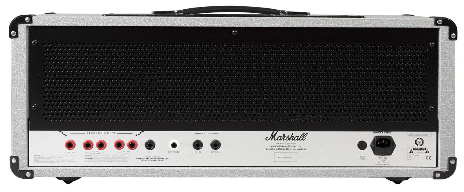 Marshall 2555X Silver Jubilee Amp Head, Guitar Amplifier