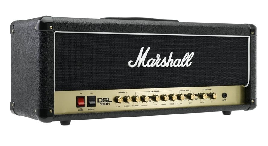 Brand New Marshall DSL100H 100W Tube Guitar Amp Head