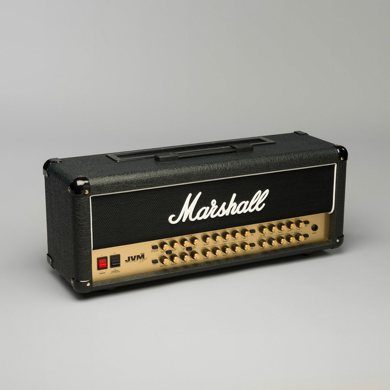 Marshall JVM 410H Amp Head, Guitar Amplifier