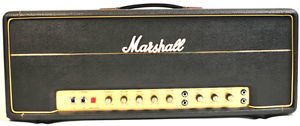 1974 Marshall Artiste Series Model 2068 100-Watt Tube Guitar Amplifier Head