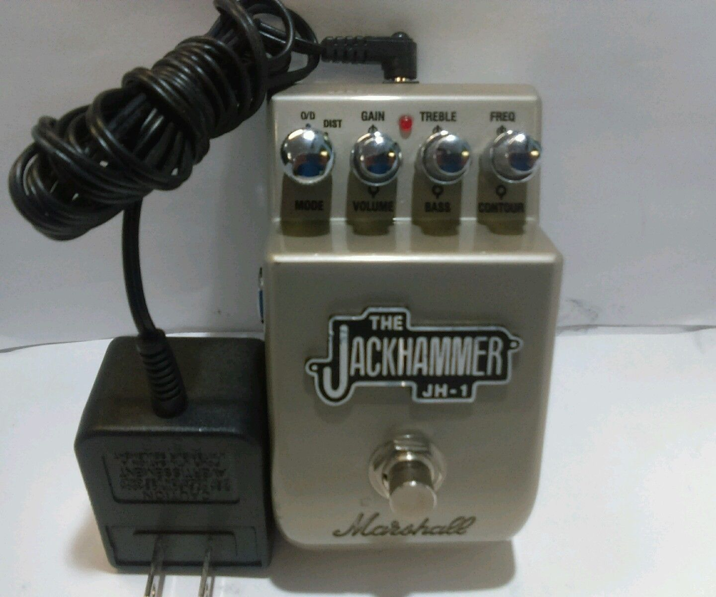 Marshall JH-1 Jachammer Distortion Guitar Pedal (SUXX/NA) Used