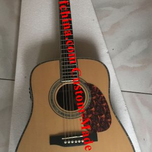 Martin D45 dreadnought standard series best acoustic electric guitar (3)