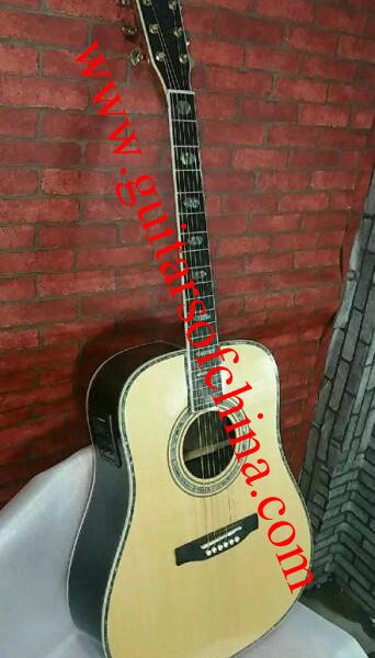 Custom Martin d 45s dreadnought acoustic guitar all massive (3)