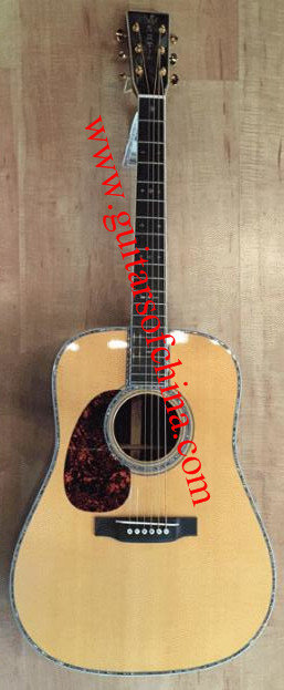 Lefty Martin d 45v vintage series acoustic guitar left handed