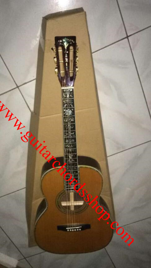 Martin 000 42 acoustic guitar custom shop