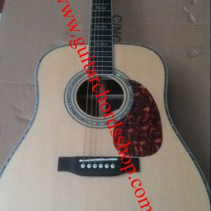 Martin D 41 dreadought acoustic guitar (1)