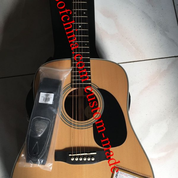 custom made Martin D-28 D 28 all solid best acoustic (1)