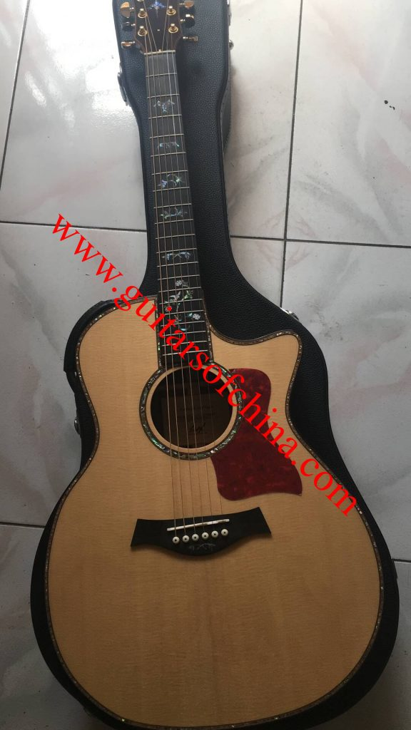 Chaylor 914ce acoustic guitar grand auditorium