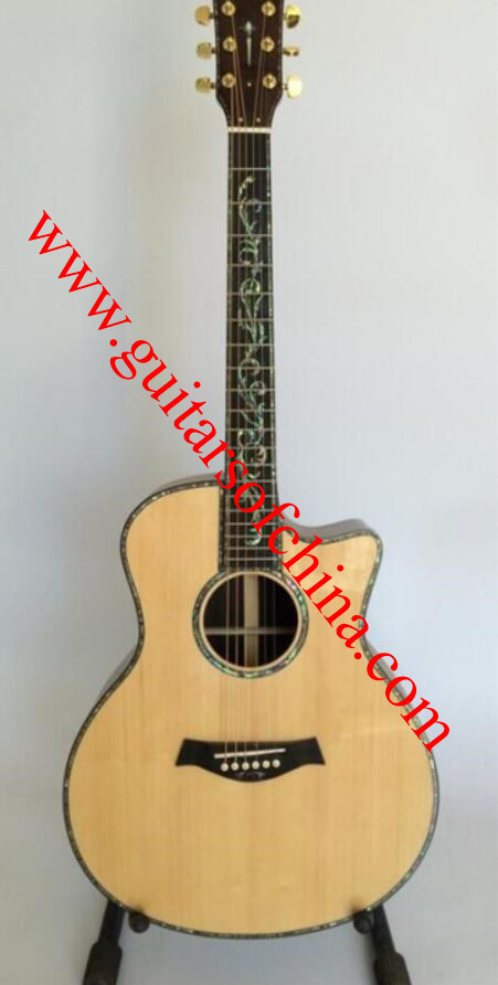 Chaylor ps14ce acoustic guitar custom shop