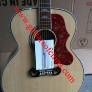 Chibson j 200 acoustic guitar natural 3