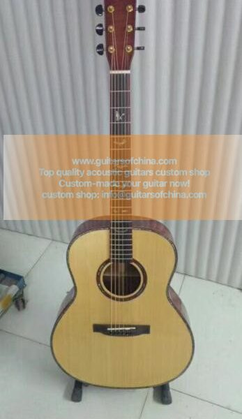 High-end china top quality custom made acoustic guitar (2)