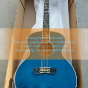 custom-made chibson jumbo j200 sj-200 acoustic guitar (1)