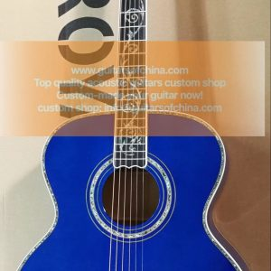 custom-made chibson jumbo j200 sj-200 acoustic guitar (12)