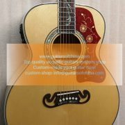 custom-made chibson sj200 vine inlays natural sj-200 (1)