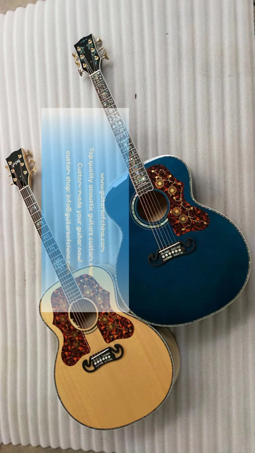 customized chibson sj 200 sj200 super jumbo type acoustic guitar all solid guitar of china. Black Bedroom Furniture Sets. Home Design Ideas