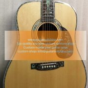 top quality custom-made Martin D 45 deluxe abalone inlays (2)